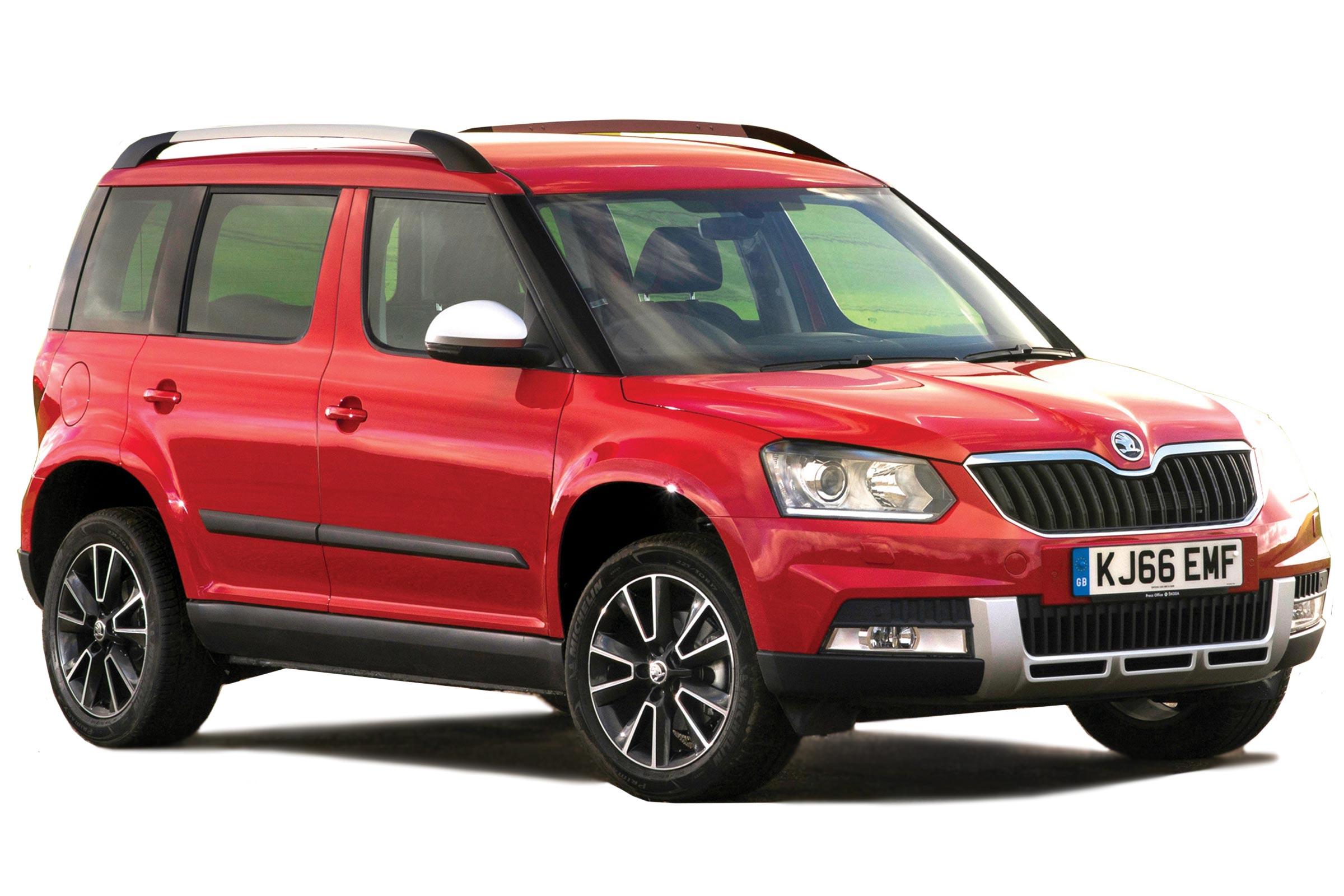 Skoda Yeti I 2009 - 2014 SUV 5 door #6