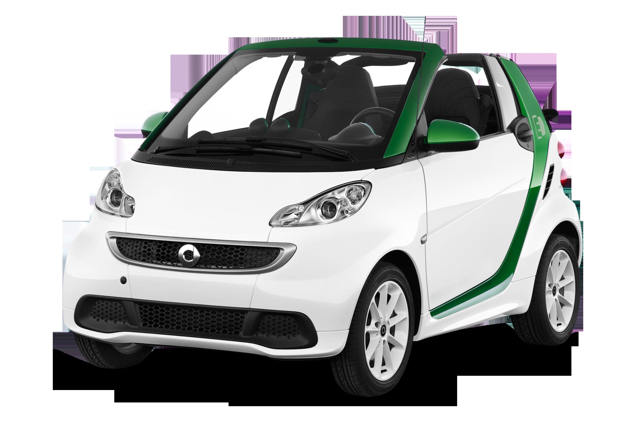 Smart Fortwo III 2014 - now Hatchback 3 door #1