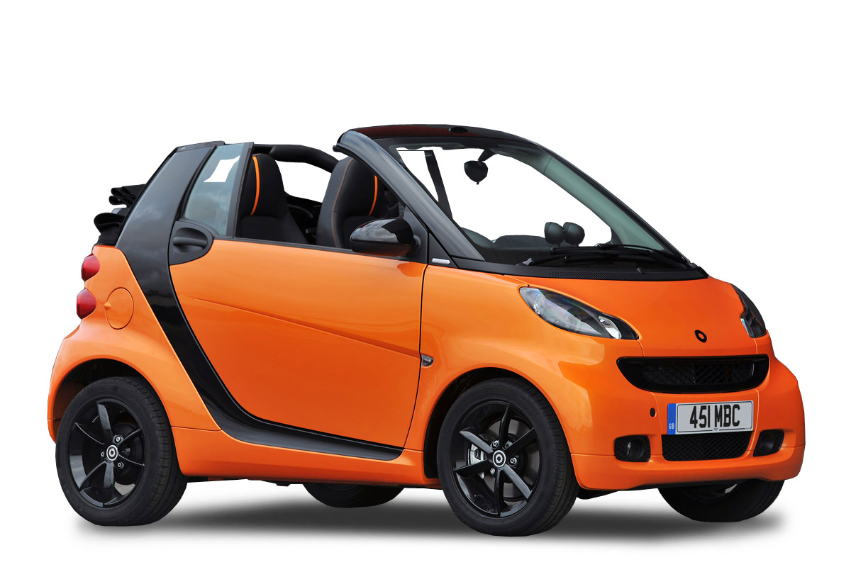 Smart Fortwo III 2014 - now Hatchback 3 door #2