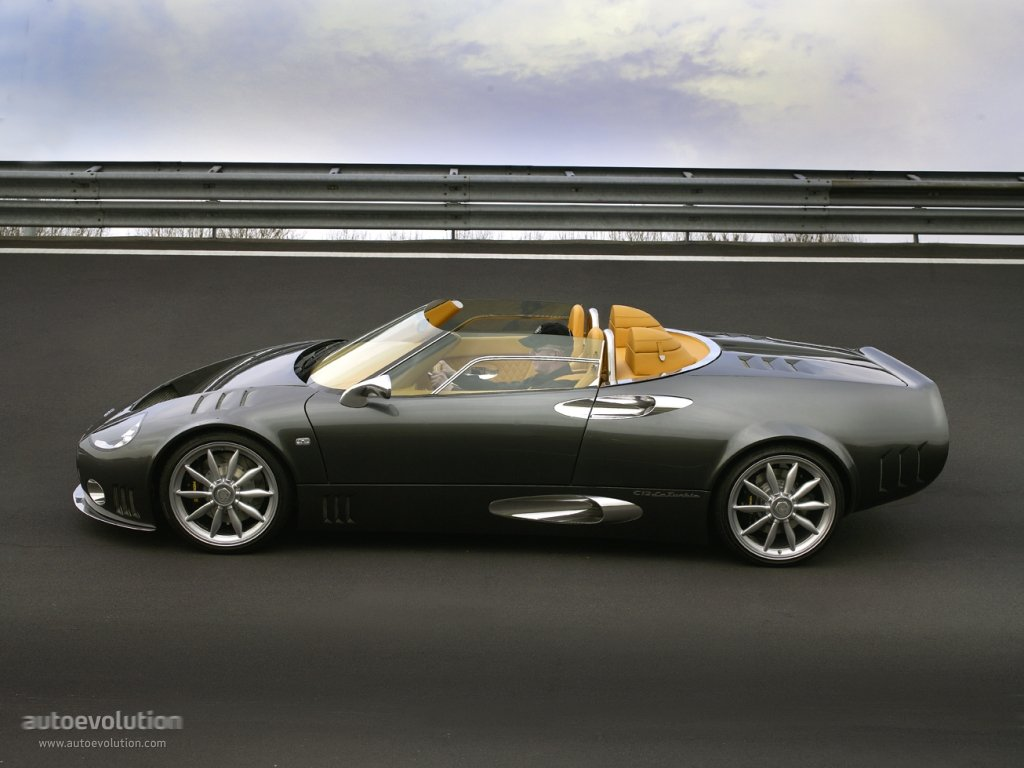 Spyker C12 2006 - 2008 Coupe #4