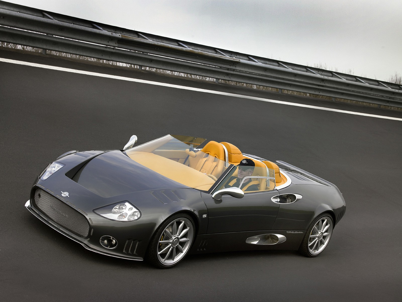 Spyker C12 2006 - 2008 Coupe #1