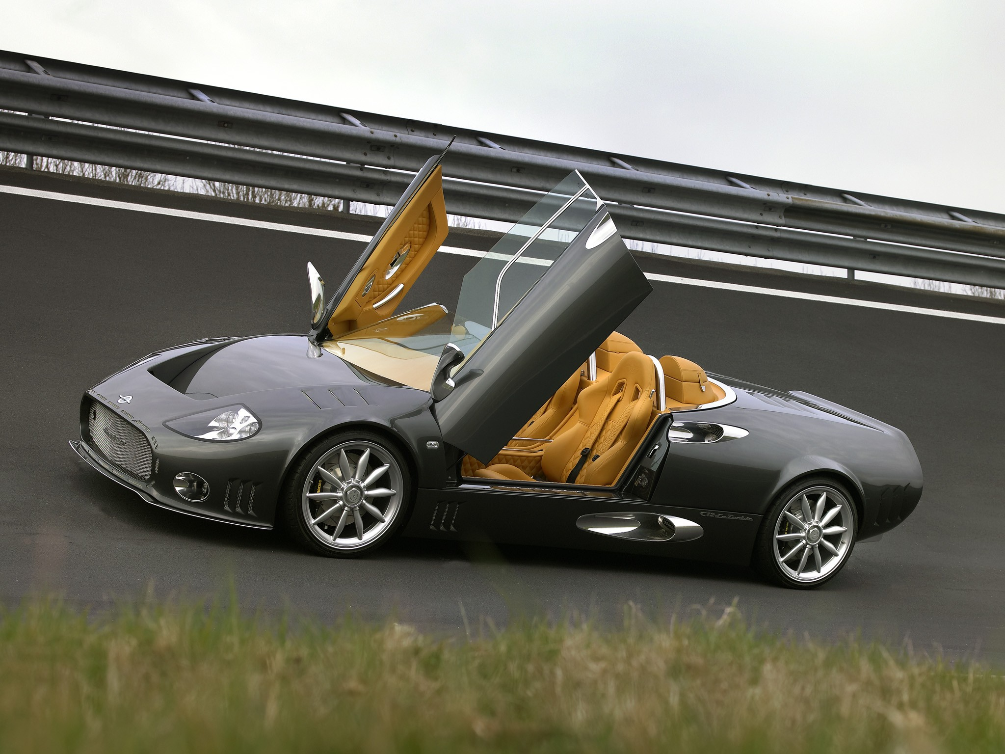 Spyker C12 2006 - 2008 Coupe #5