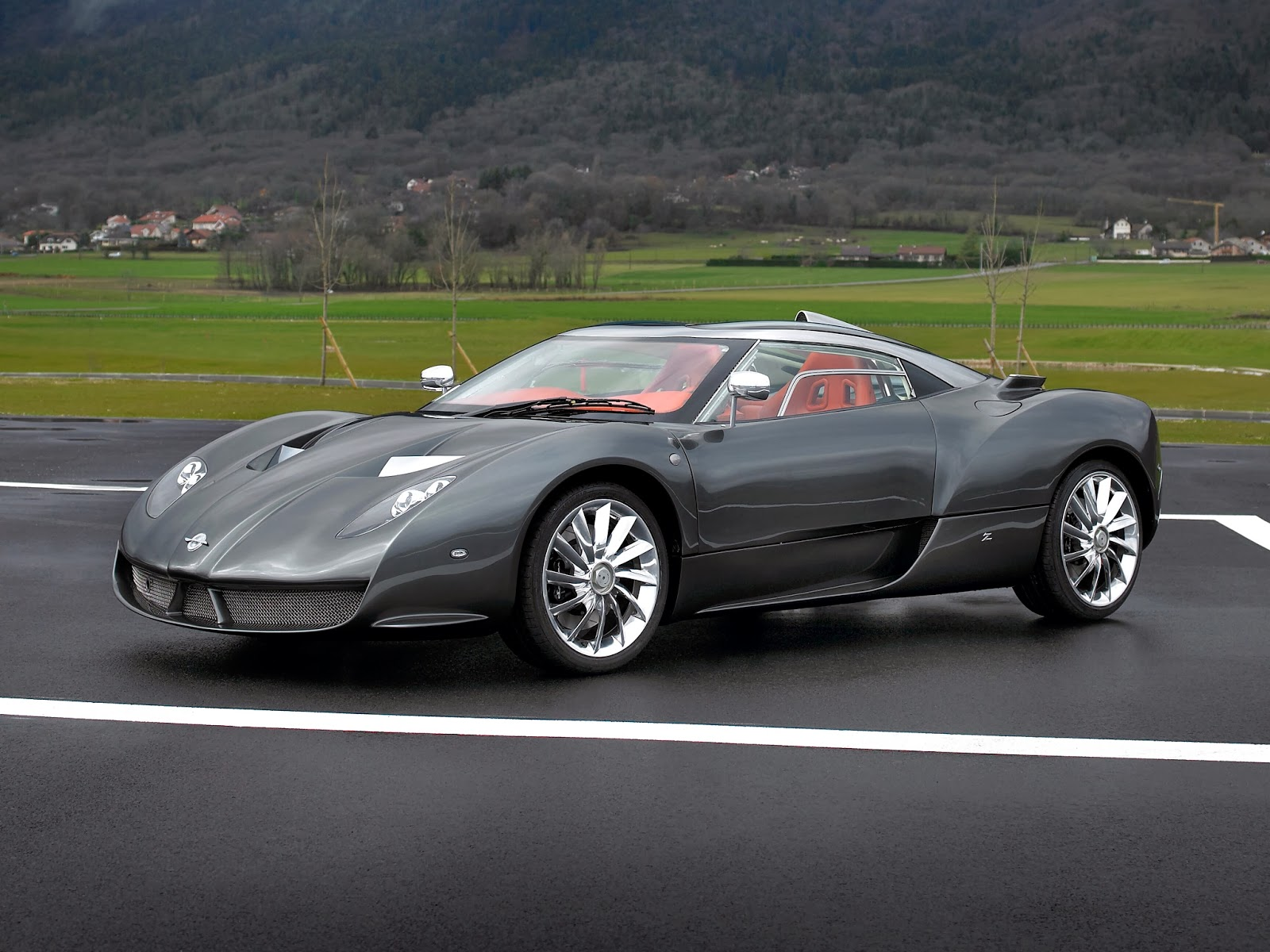 Spyker C12 2006 - 2008 Coupe #8