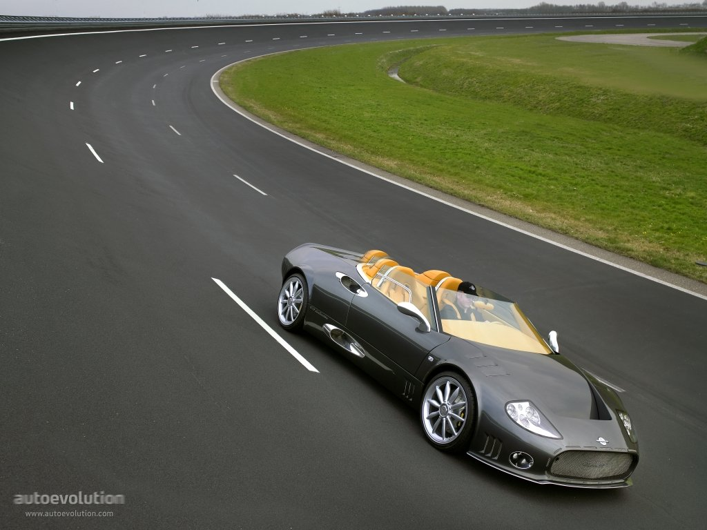 Spyker C12 2006 - 2008 Coupe #6
