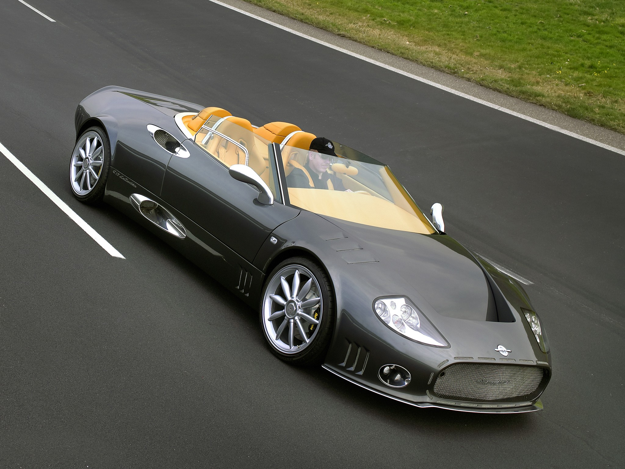 Spyker C12 2006 - 2008 Coupe #3