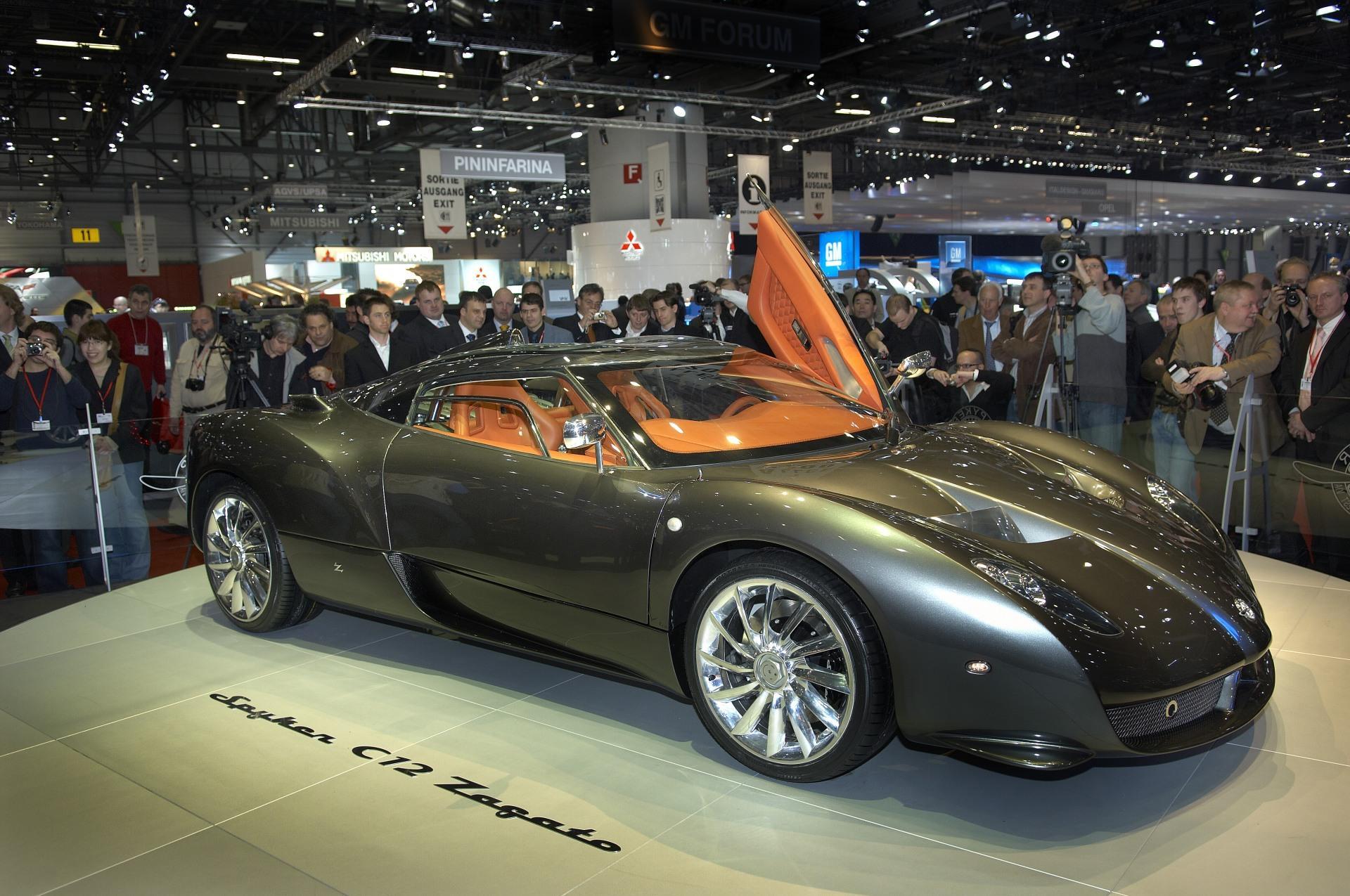 Spyker C12 2006 - 2008 Roadster #1