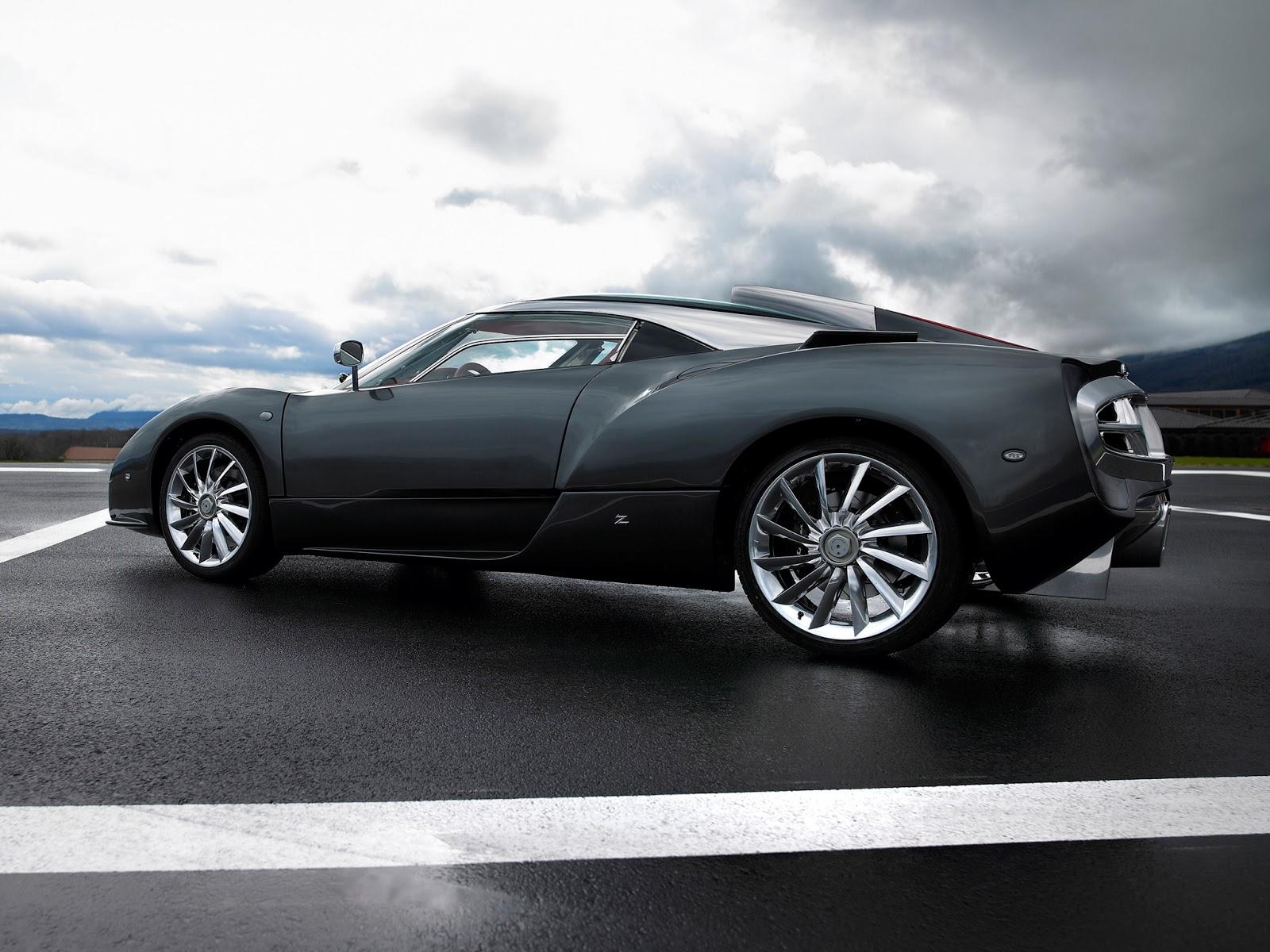 Spyker C12 2006 - 2008 Roadster #4