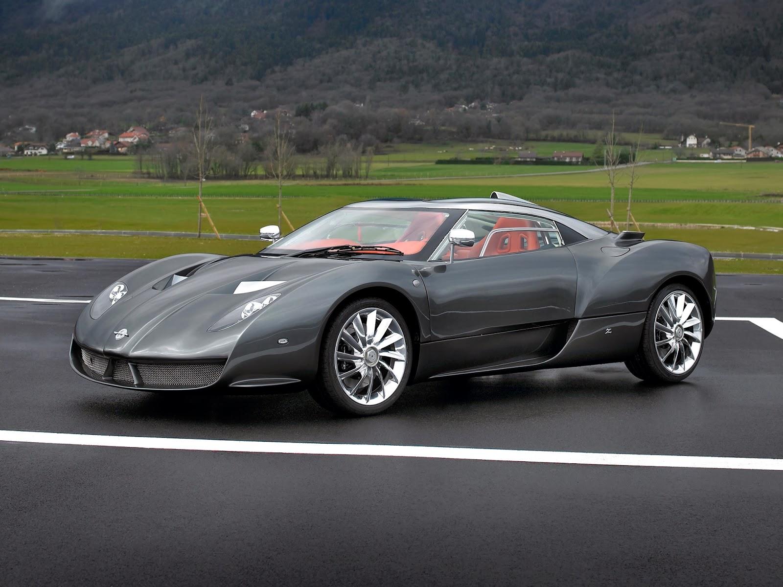 Spyker C12 2006 - 2008 Roadster #6