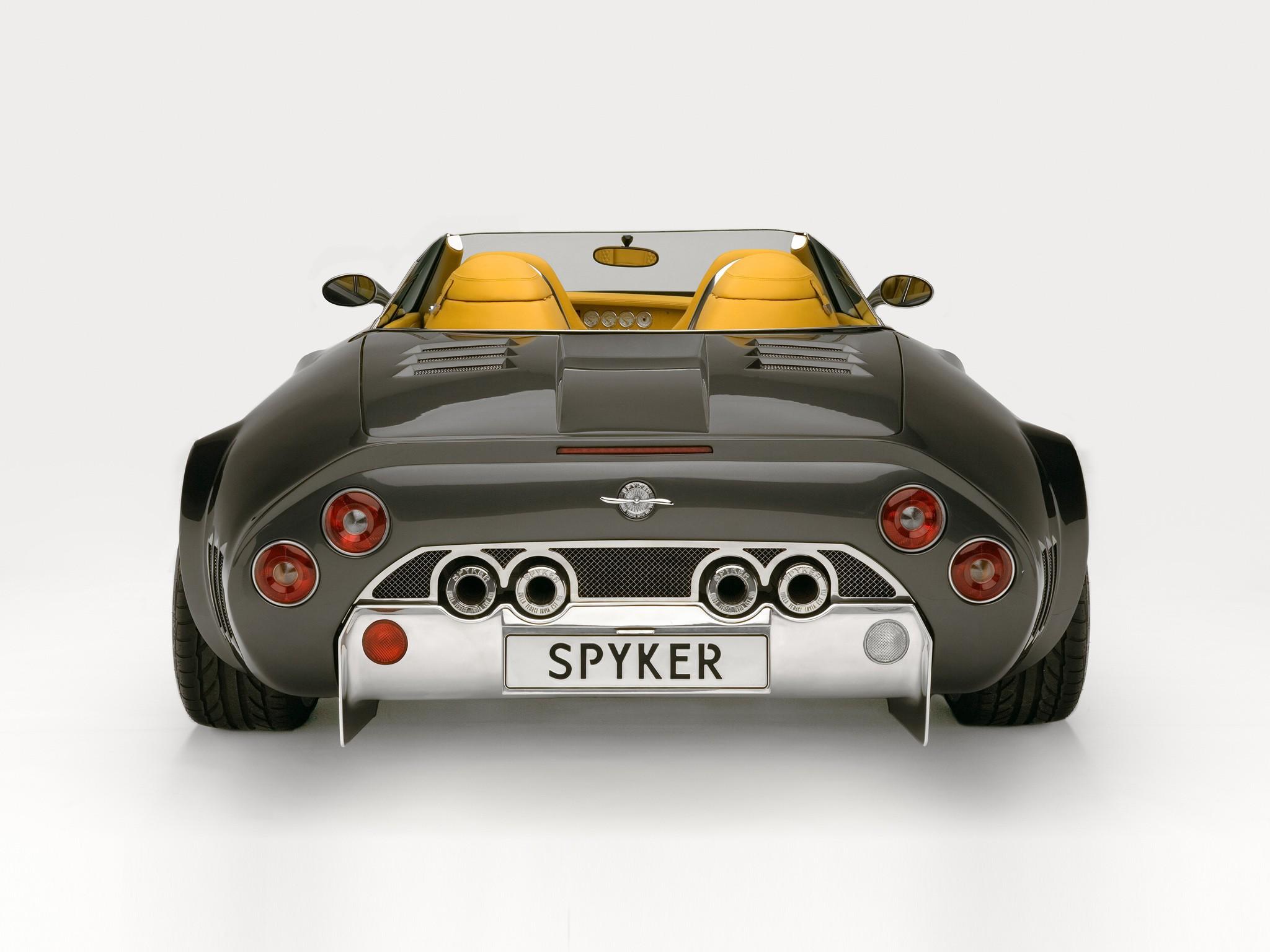 Spyker C12 2006 - 2008 Roadster #5