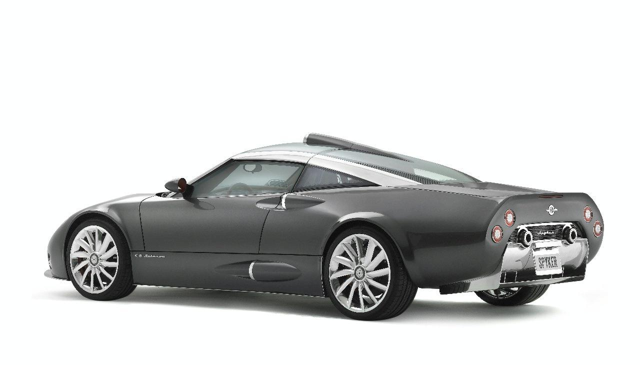 Spyker C8 2001 - now Coupe #6