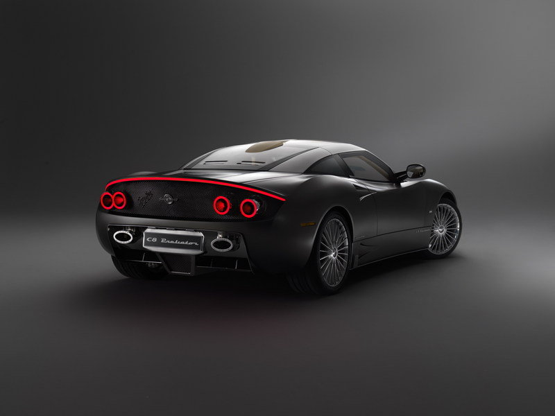 Spyker C8 2001 - now Coupe #3