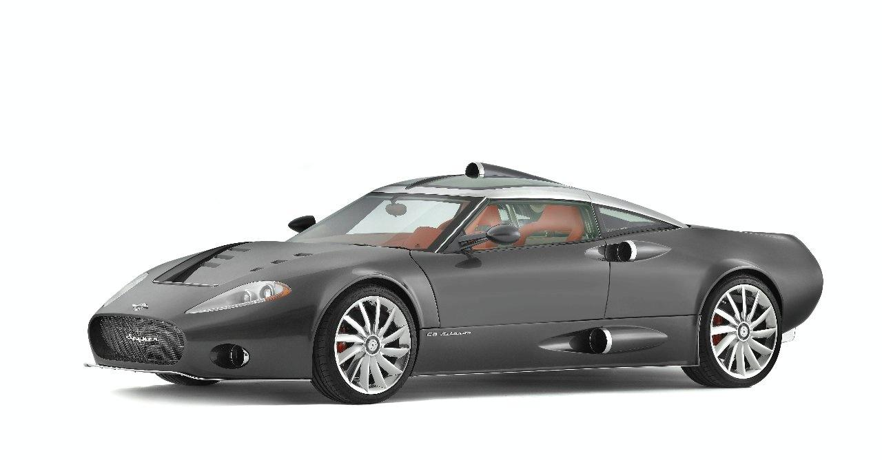 Spyker C8 2001 - now Coupe #1