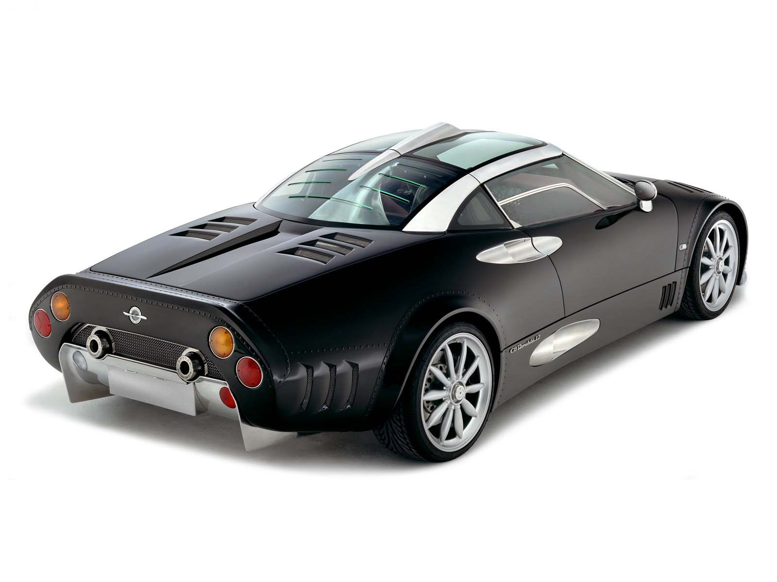 Spyker C8 2001 - now Coupe #2