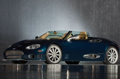 Spyker C8 2001 - now Coupe #8