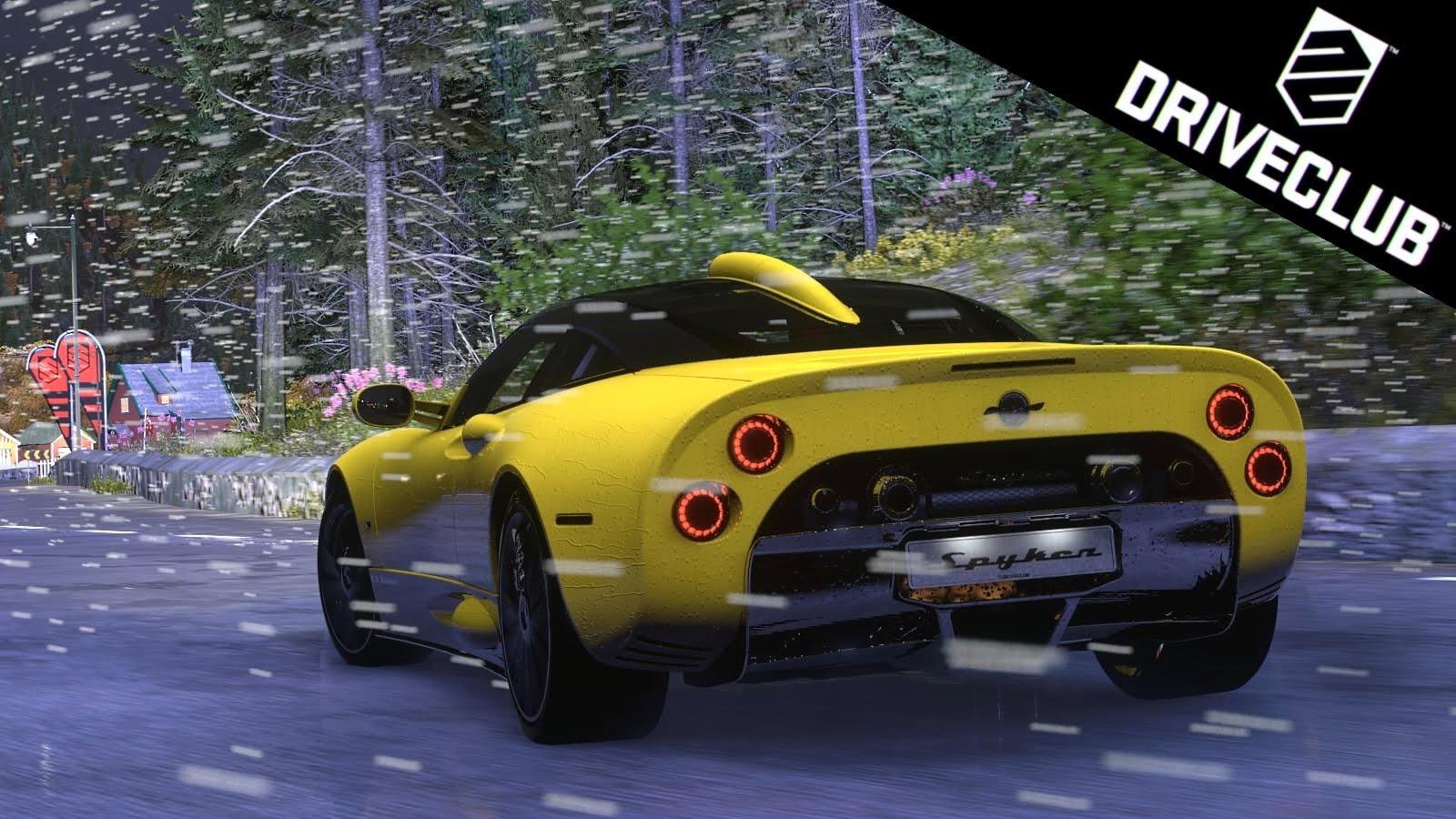 Spyker C8 2001 - now Roadster #2
