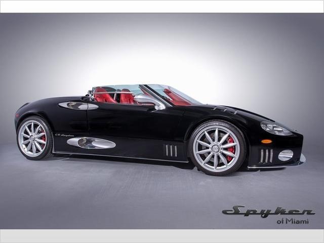 Spyker C8 2001 - now Roadster #1