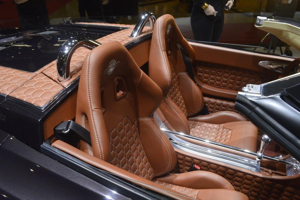 Spyker C8 2001 - now Roadster #6