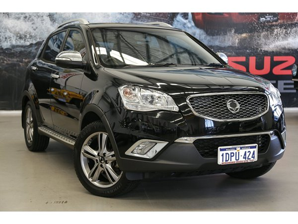 SsangYong Actyon I 2006 - 2010 SUV 5 door #2