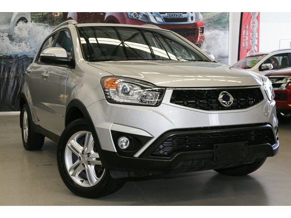 SsangYong Actyon I 2006 - 2010 SUV 5 door #5