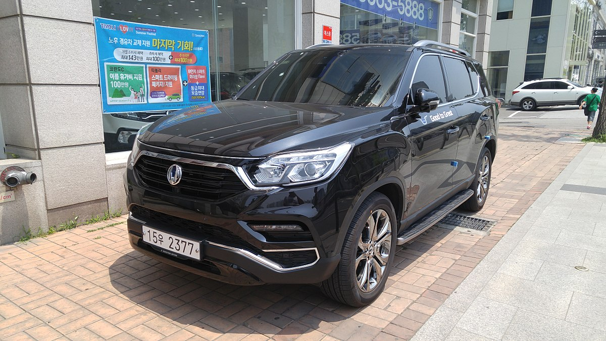 SsangYong Actyon I 2006 - 2010 SUV 5 door #7