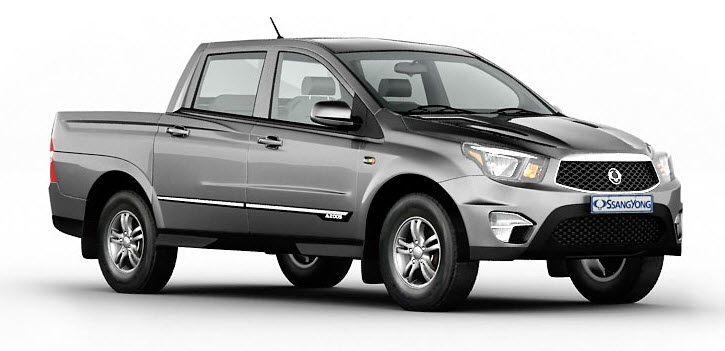 SsangYong Actyon II Restyling 2013 - now SUV 5 door #6