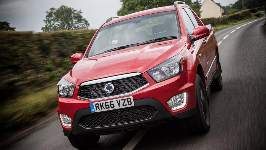 SsangYong Actyon II Restyling 2013 - now SUV 5 door #2