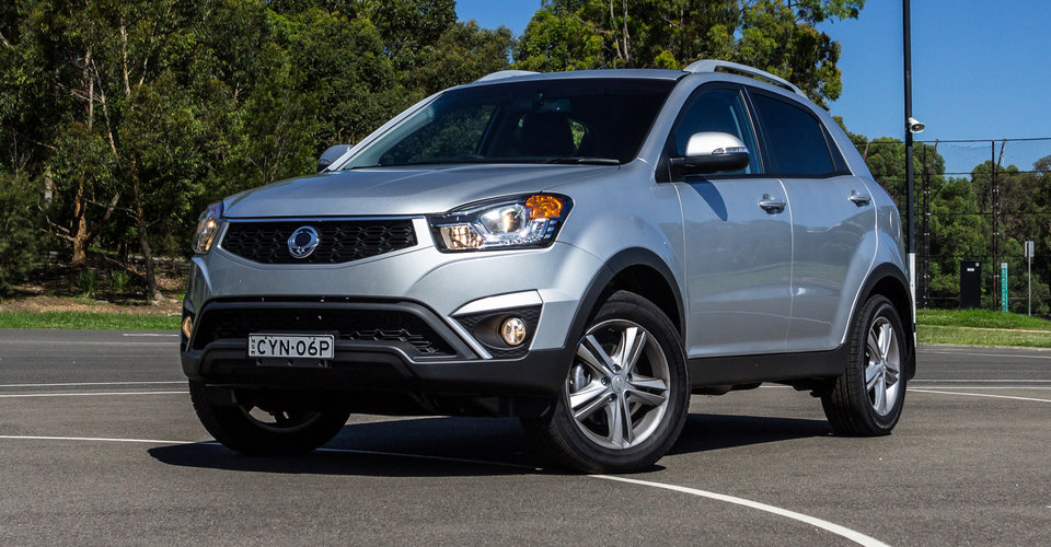 SsangYong Actyon II Restyling 2013 - now SUV 5 door #1