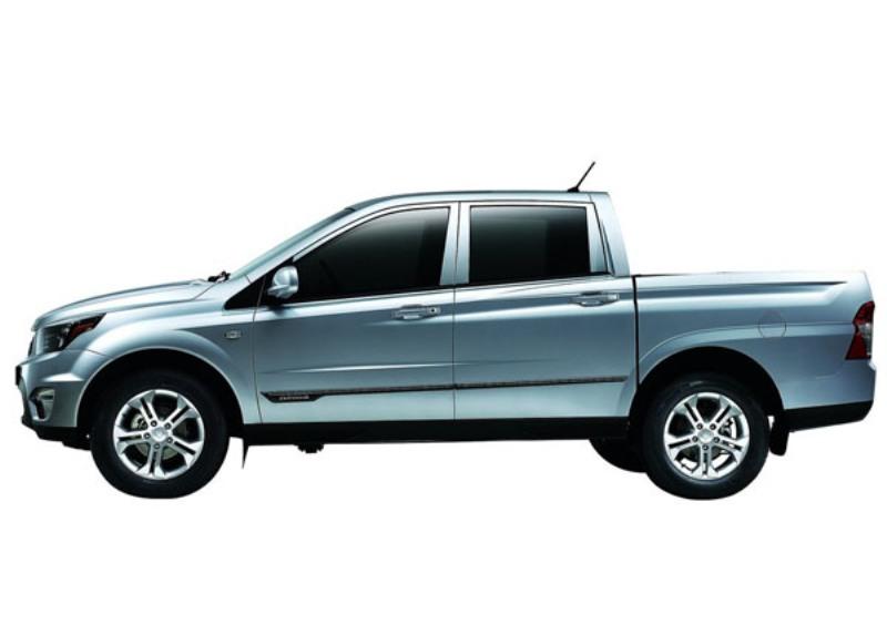 SsangYong Actyon Sports I 2007 - 2012 Pickup #1