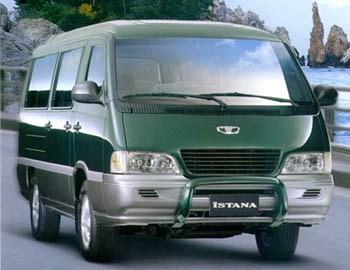 SsangYong Istana I 1995 - 2003 Minivan #1