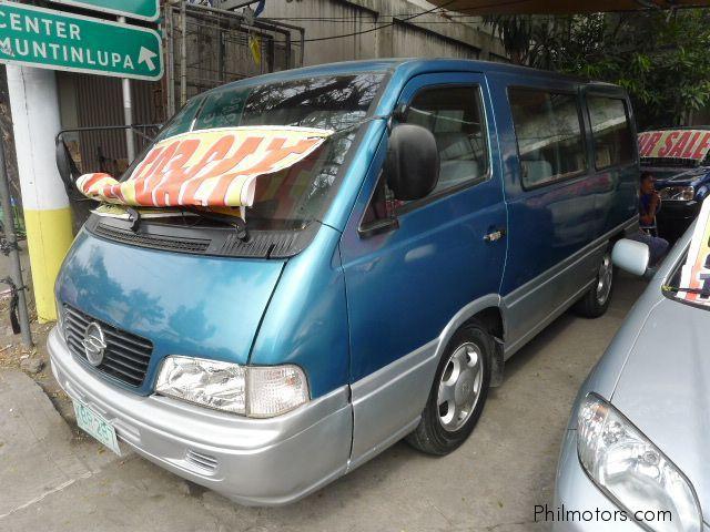 SsangYong Istana I 1995 - 2003 Minivan #4