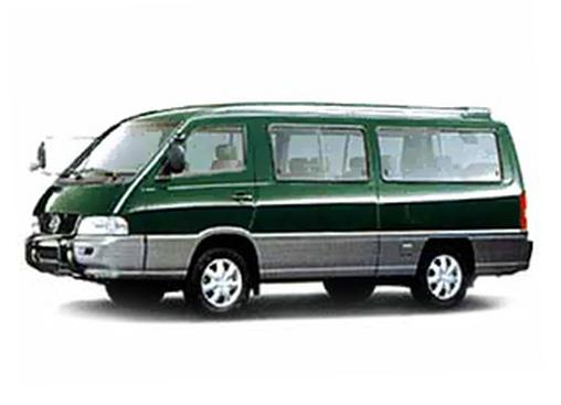 SsangYong Istana I 1995 - 2003 Minivan #7