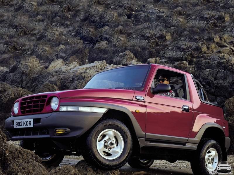 SsangYong Kallista 1992 - 1994 Cabriolet #2