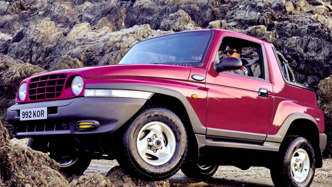 SsangYong Korando II 1996 - 2006 SUV #4