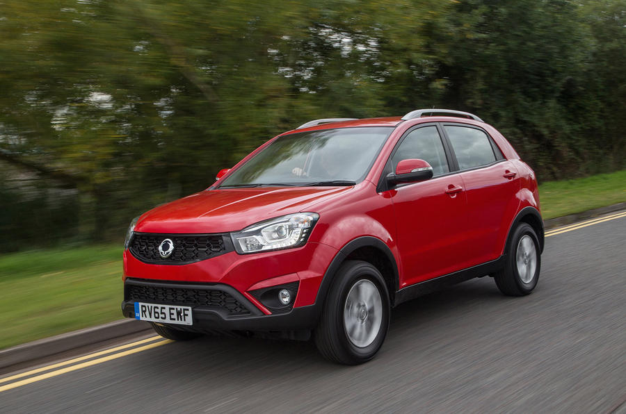 SsangYong Nomad 2013 - now SUV 5 door #5