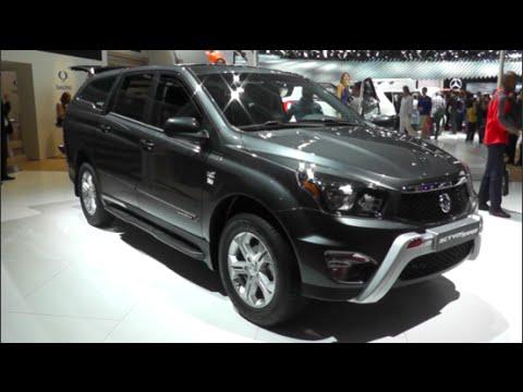 SsangYong Korando Sports 2011 - now Pickup #8