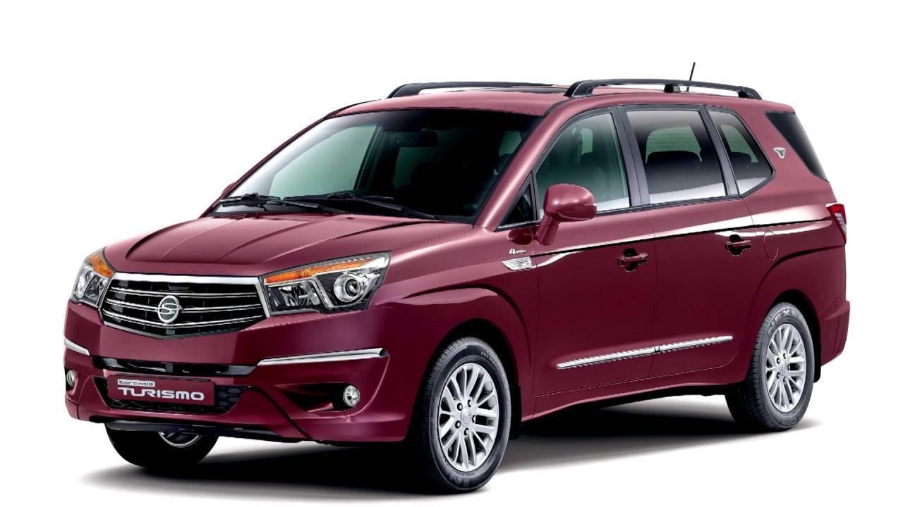 SsangYong Korando Turismo I 2013 - now Minivan #4