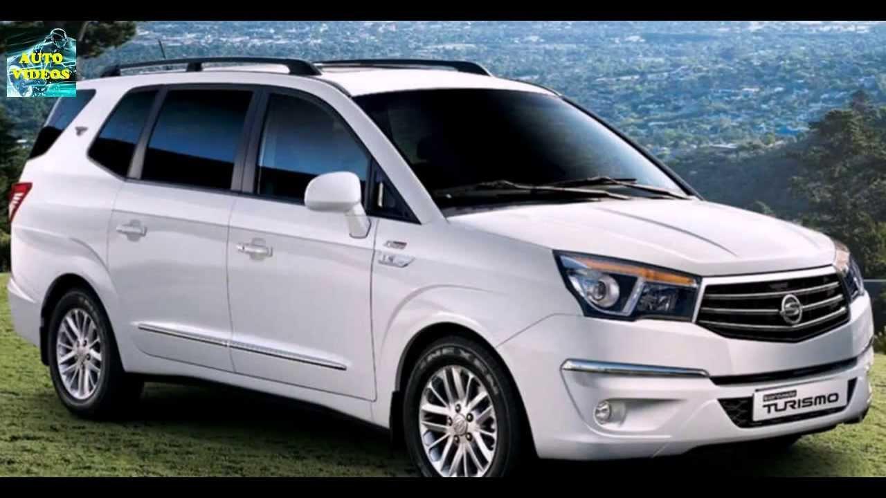 SsangYong Korando Turismo I 2013 - now Minivan #8