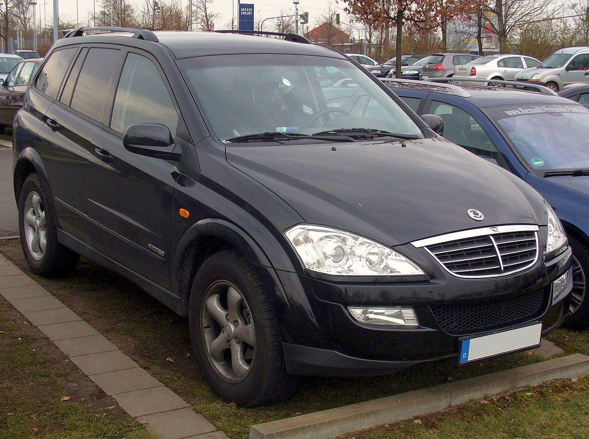 SsangYong Kyron I 2005 - 2007 SUV 5 door #5