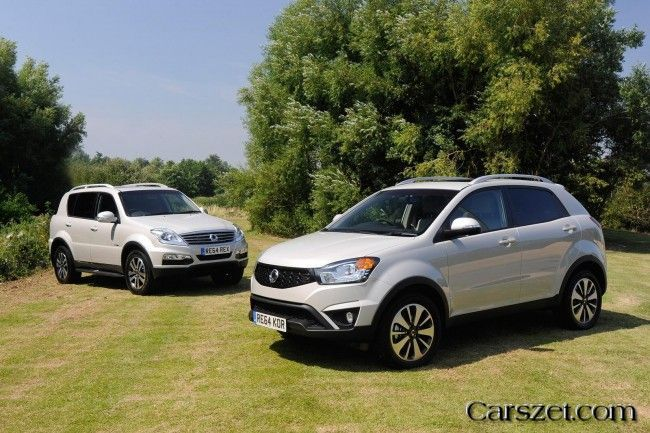 SsangYong Nomad 2013 - now SUV 5 door #6
