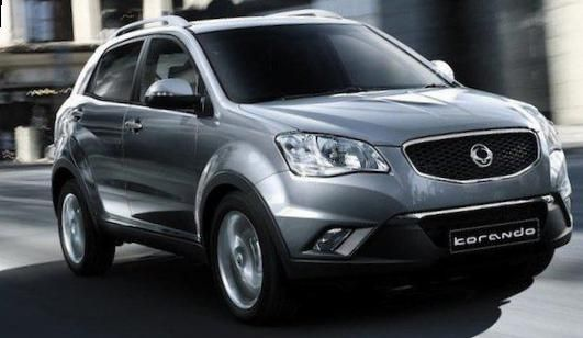 SsangYong Nomad 2013 - now SUV 5 door #7