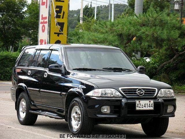 SsangYong Musso I Restyling 1998 - 2006 Pickup #5