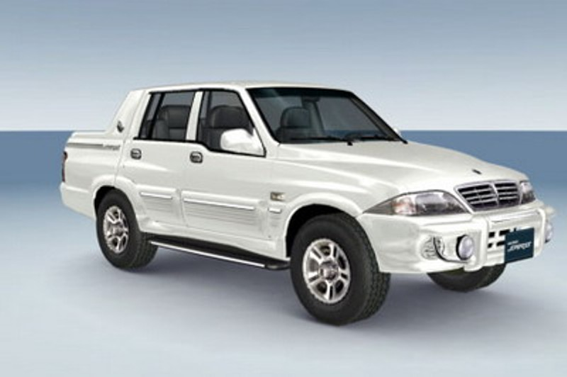SsangYong Musso I Restyling 1998 - 2006 Pickup #7