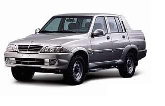 SsangYong Musso I Restyling 1998 - 2006 Pickup #6