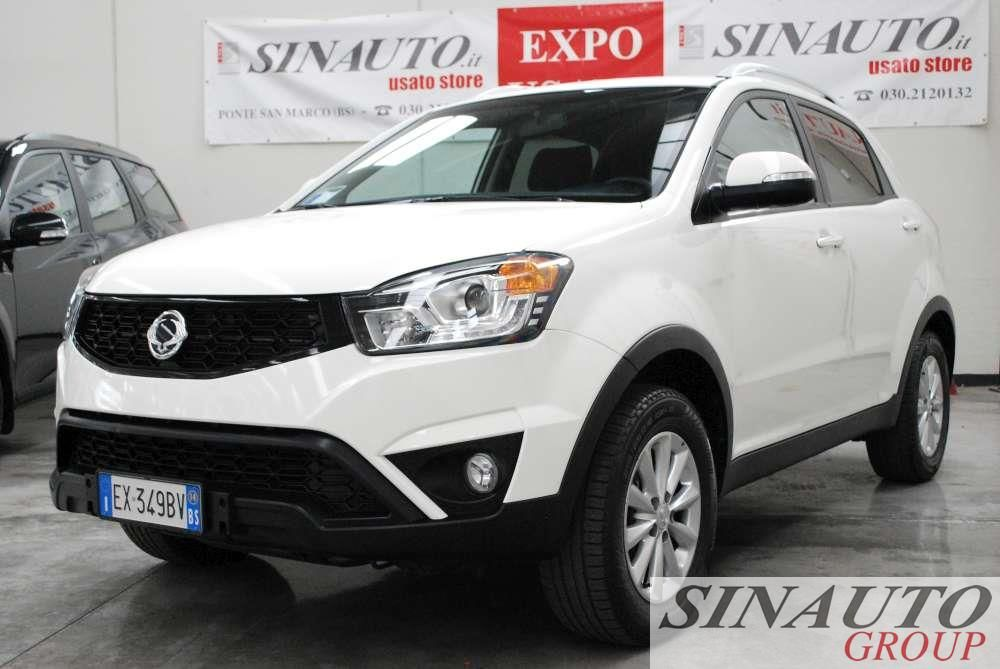 SsangYong Nomad 2013 - now SUV 5 door #3