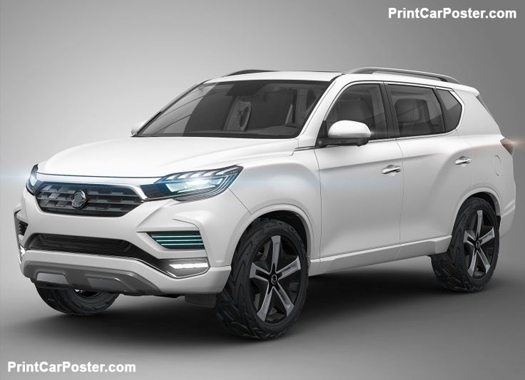 SsangYong Nomad 2013 - now SUV 5 door #1
