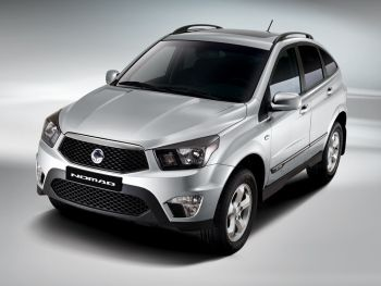 SsangYong Nomad 2013 - now SUV 5 door #2