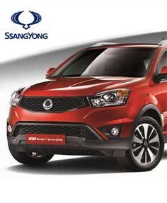 SsangYong Nomad 2013 - now SUV 5 door #4