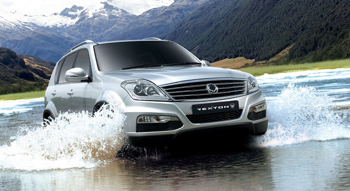 SsangYong Rexton III 2012 - now SUV 5 door #1