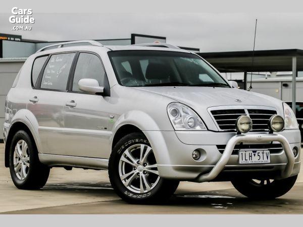 SsangYong Rexton III 2012 - now SUV 5 door #7