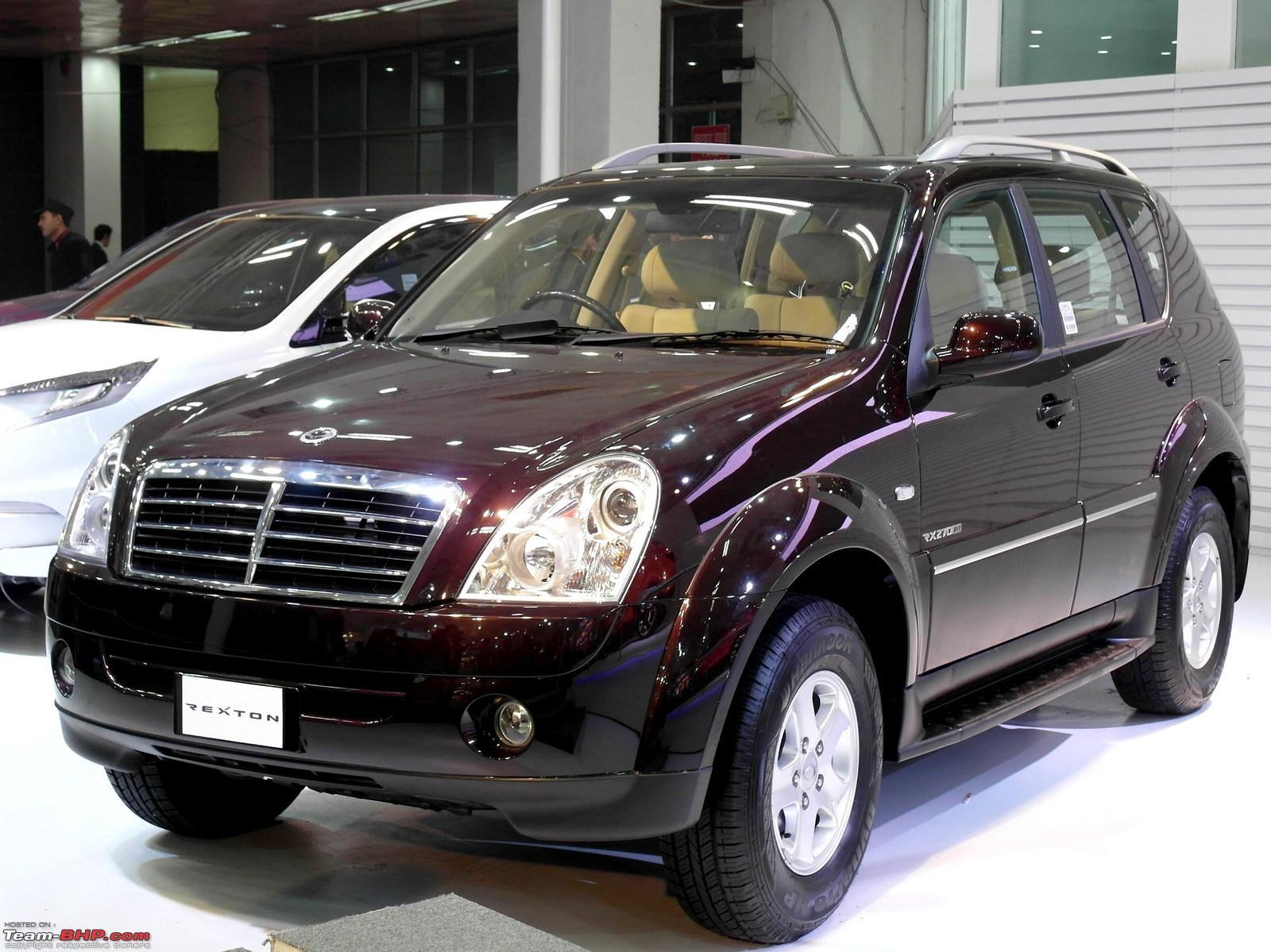 SsangYong Rexton III 2012 - now SUV 5 door #2